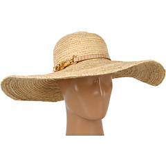Rachel Zoe Straw Brim Hat With Belt $125 Buy at couturezappos.com