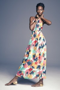 Teen Vogue Juniors Dress Sleeveless Printed Maxi $42 Buy at macys.com