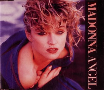 Madonna Angel/Into The Groove Record Maxi Single