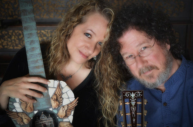 Grammy-award winning duo Al Petteway & Amy White are scheduled to perform at the BreakFEST fifth annual benefit concert on Sunday, March 2 at 1:30 p.m. at The Ark. (Courtesy of Al Petteway & Amy White)