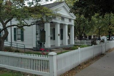 Kempft House Museum, located at 312 S. Division St., Ann Arbor. Photo Credit: Kempft House Museum