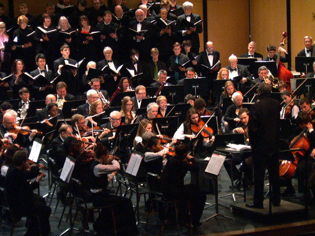 The Dexter Community Orchestra will perform on Sunday, Feb. 23 at 4 p.m. at the Dexter High School Performing Arts Center. (Courtesy of the Dexter Community Orchestra)