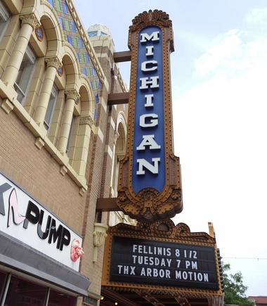 The Michigan Theater's new movie making course kicks off on Sunday, Feb. 23 from 1-4 p.m. Brienne Bowen | The Ann Arbor News