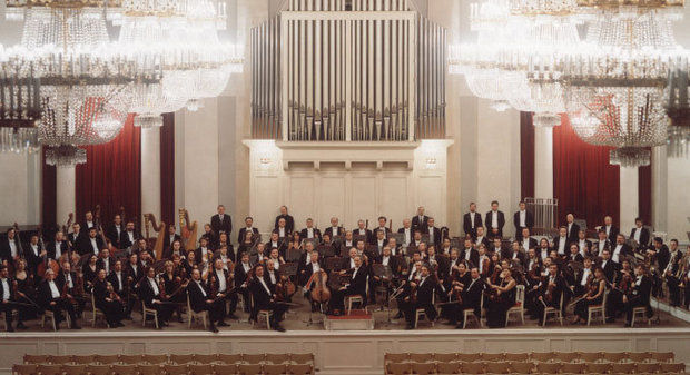 The St. Petersburg Philharmonic Orchestra will perform on Saturday, Feb. 22 at 8 p.m. at the Hill Auditorium. (Courtesy of The St. Petersburg Philharmonic Orchestra)