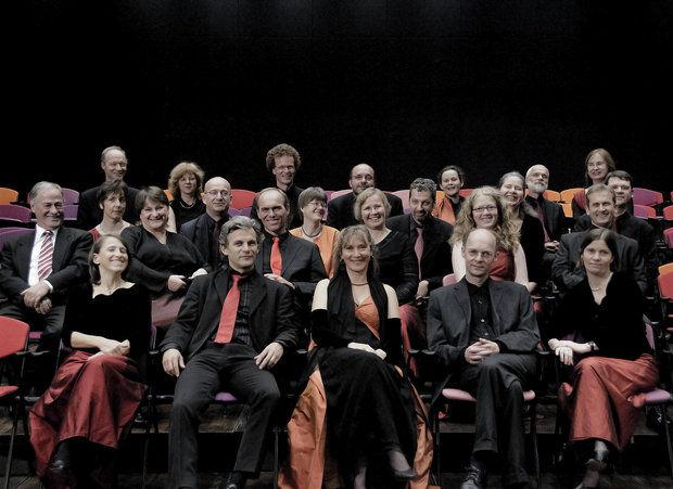 Akademie für Alte Musik Berlin performs tonight at the Hill Auditorium. (Kristof Fischer)