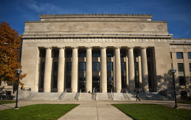 U-M's iconic Angell Hall
