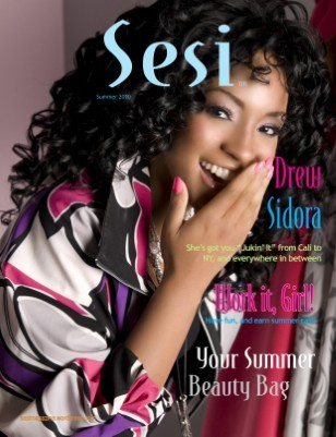 Drew Sidora covers Sesi