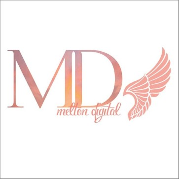 The logo for Melton Digital.