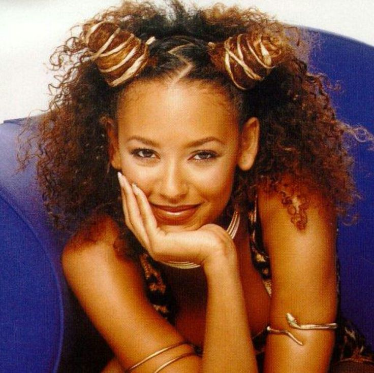 Mel B of the Spice Girls was the OG unapologetic Black ...Scary Spice Makeup